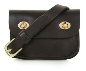 Topshop pouch belt