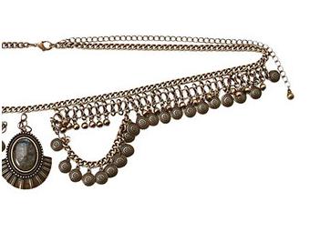 Forever 21 chain belt