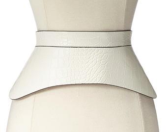 BCBG corset belt