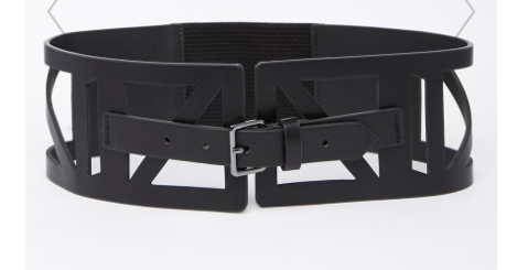 Asos wide but out belt