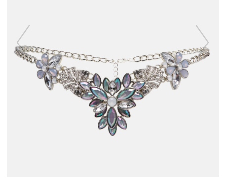 New Look Jeweled belt