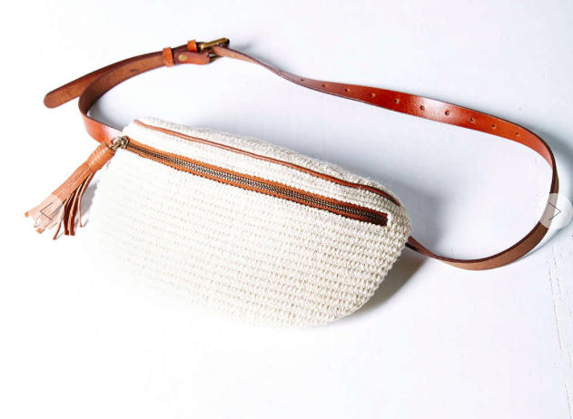 Urban Outfitters pouch belt