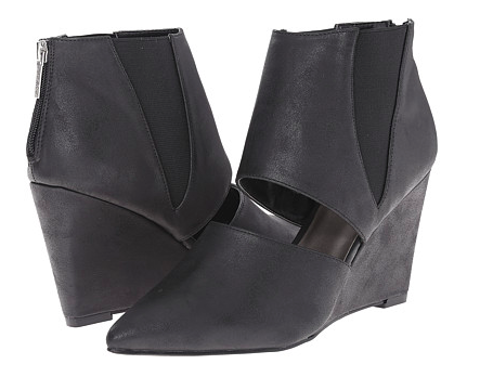 Michael Antonio wedge booties