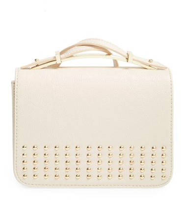 Big Buddha Studded Crossbody Bag