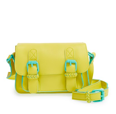 Big Buddha mini crossbody satchel bag