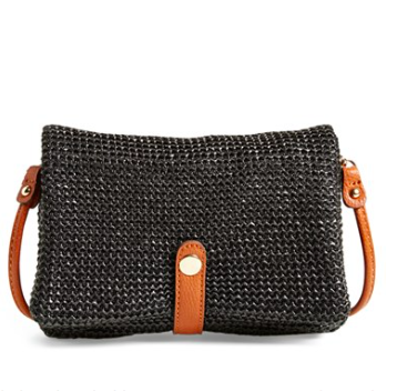 Street Level Foldover Mini Crossbody