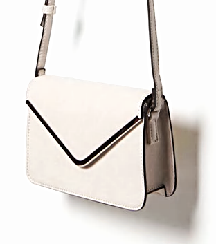 Forever 21 box cross body bag