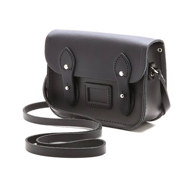 Mini Cambridge satchel