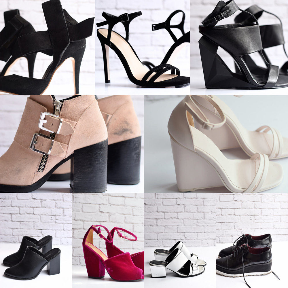 My Current Top 12 Pairs of Shoes | trufflesandtrends.com