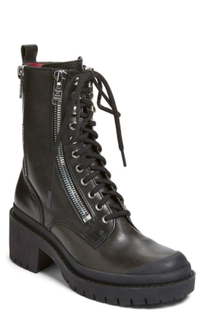 Marc by Marc Jacobs lace up boot