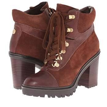 Guess Lace up booties