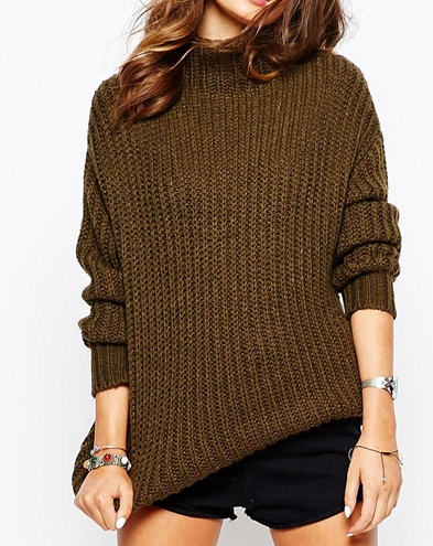 New Look knit turtleneck