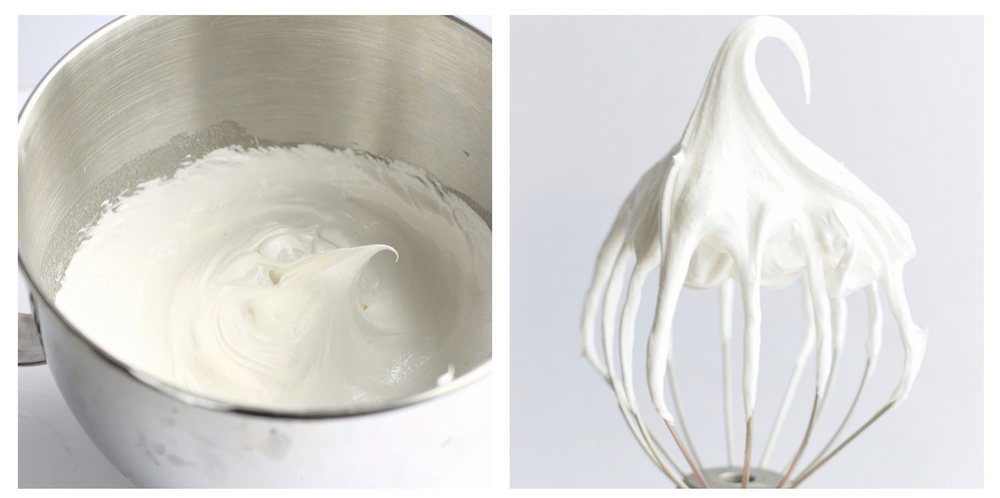 How to Make Perfect Meringues - a photo guide for making meringues that will come out perfect every single time! | trufflesandtrends.com