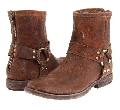 Frye mid boots