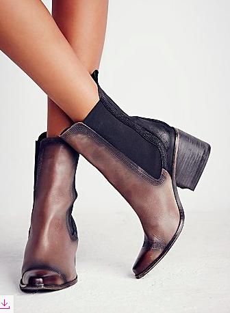 Free People midi boots
