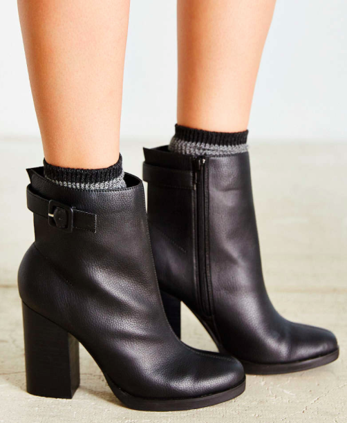 Cornel heeled mid boot