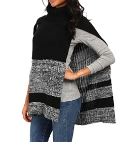 BCBGeneration blanket cape