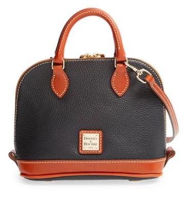 Dooney and Bourke mini satchel