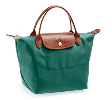 Longchamp mini satchel