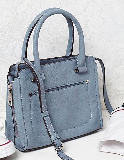 Free People mini satchel