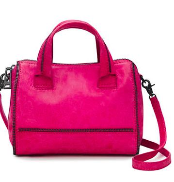 Botkier mini leather satchel