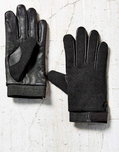 Urban Outfitters leather driving gloves