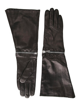Rachel Zoe leather gloves