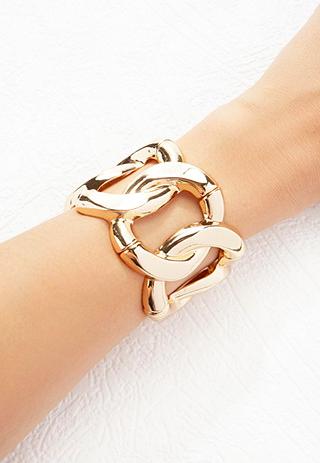 Forever 21 chain bracelet