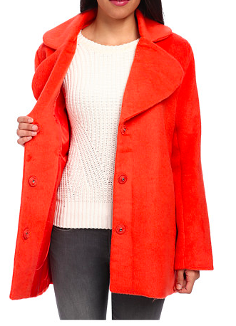 MINKPINK wool coat