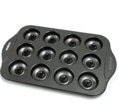 Norpro Mini Muffin Pan | trufflesandtrends.com