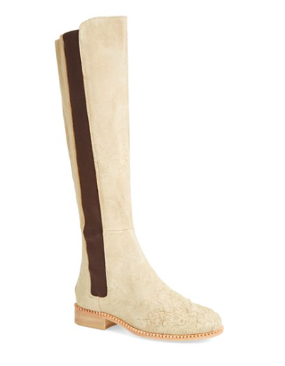 Free People suede tall boot