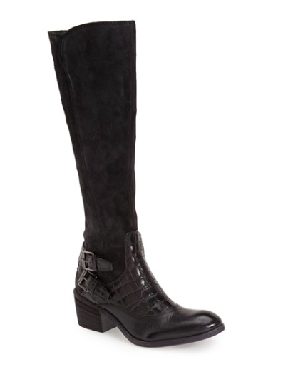 Donald J Pliner riding boots