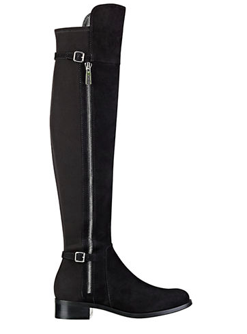 Ivanka Trump riding boots
