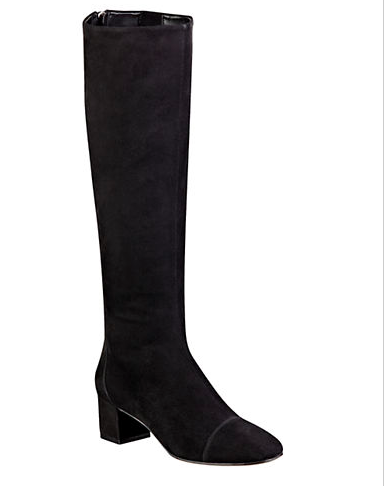 NINE WEST Anatollia Suede Boots
