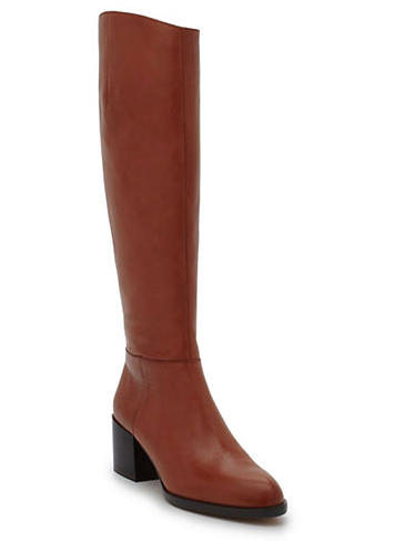 SAM EDELMAN Joelle Leather Boots