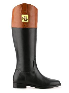 Lauren Ralph Lauren Jaden Riding Boot
