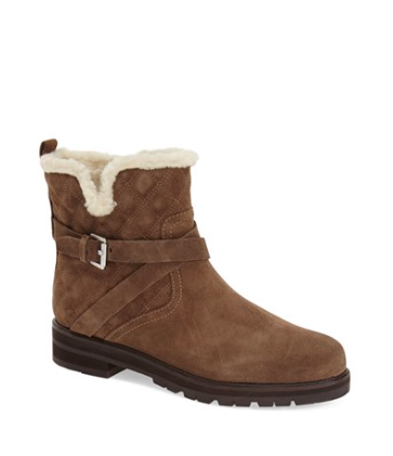 Marc Fisher shearling boots