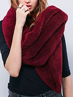 Free People Wonderland Wrap Scarf