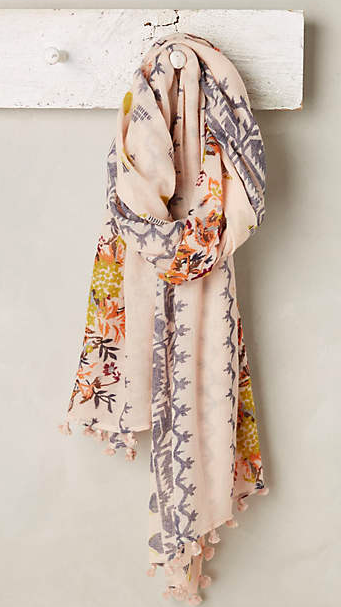 Anthropologie luxembourg scarf