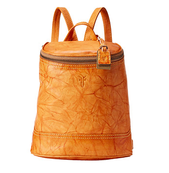 Frye small leather backpack