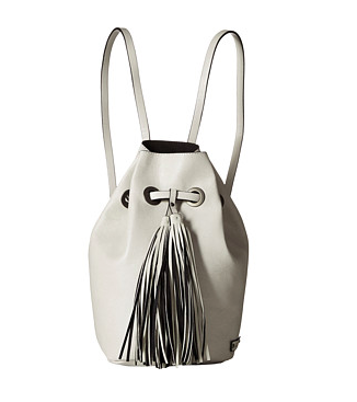 Kenneth Cole Reaction small fringe backpack