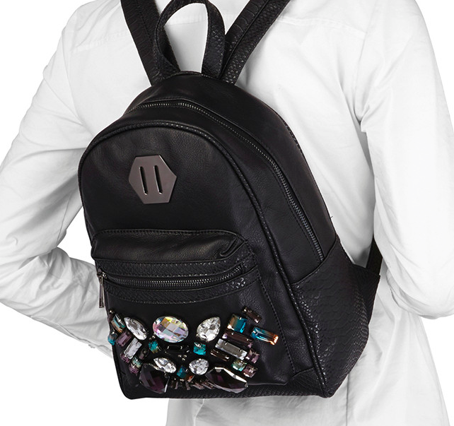 Aldo jewel backpack