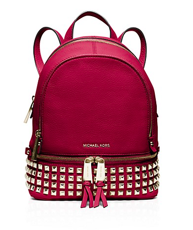 MICHAEL Michael Kors Extra Small Rhea Zip Backpack