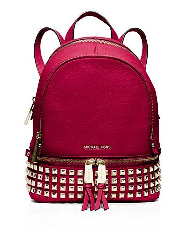 MICHAEL Michael Kors Extra Small Rhea Zip Backpack