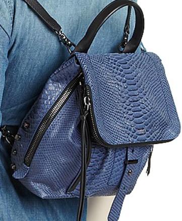 Botcher small croc backpack