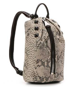 Aimee Kestenberg Jasmine Leather Mini Backpack
