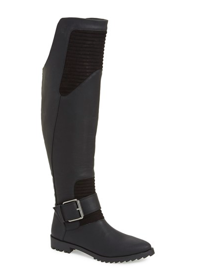 gx by Gwen Stefani over the knee boots