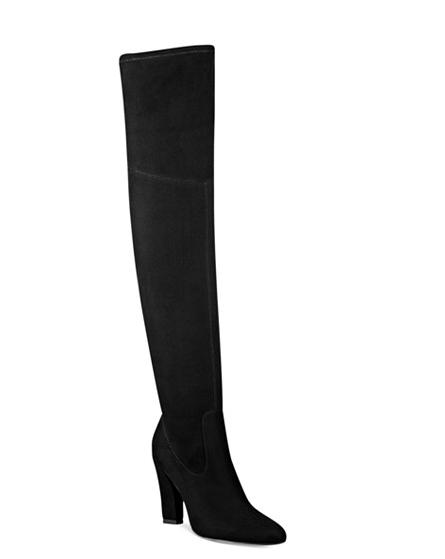 Ivanka Trump Sarena Over-the-Knee Boots