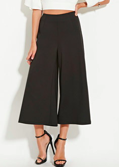 The fifth label culottes
