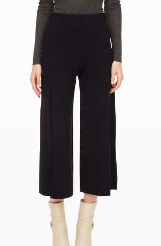 Club Monaco knit culottes